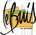 Logo du footer de Buis les barronieres